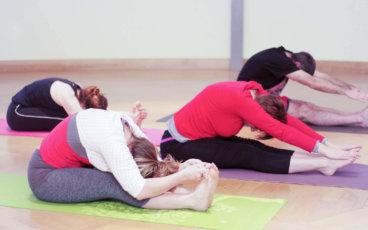 Yoga for men in Worcester