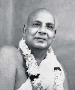 Sivananda Yoga Founder Sri Swami Sivananda Saraswati