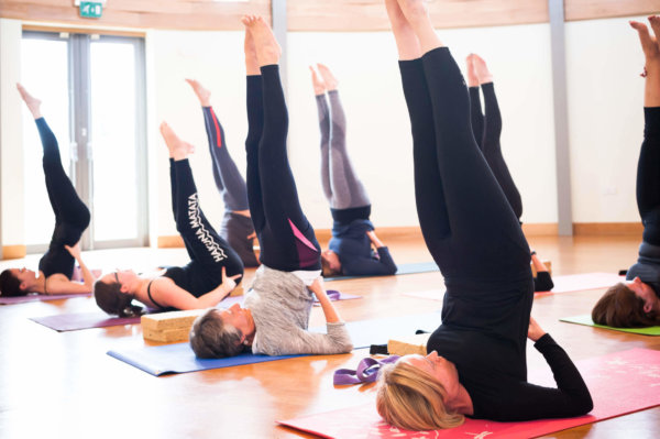 Yoga at Abberley Village Hall, Worcestershire