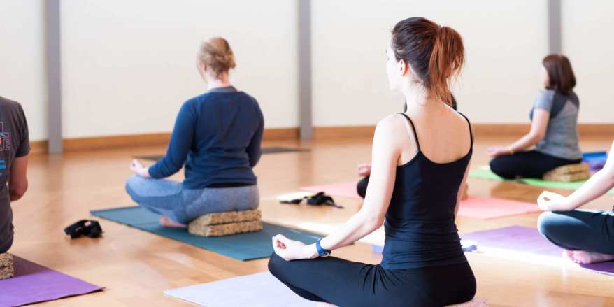 Yoga classes in Worcester City