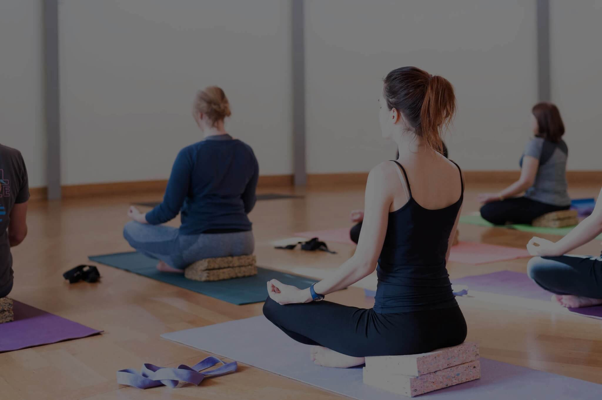 Yoga classes in worcester