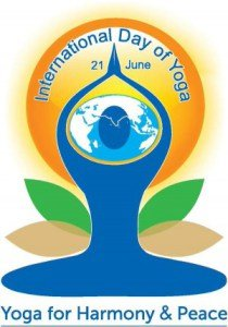 International yoga day in Worcester