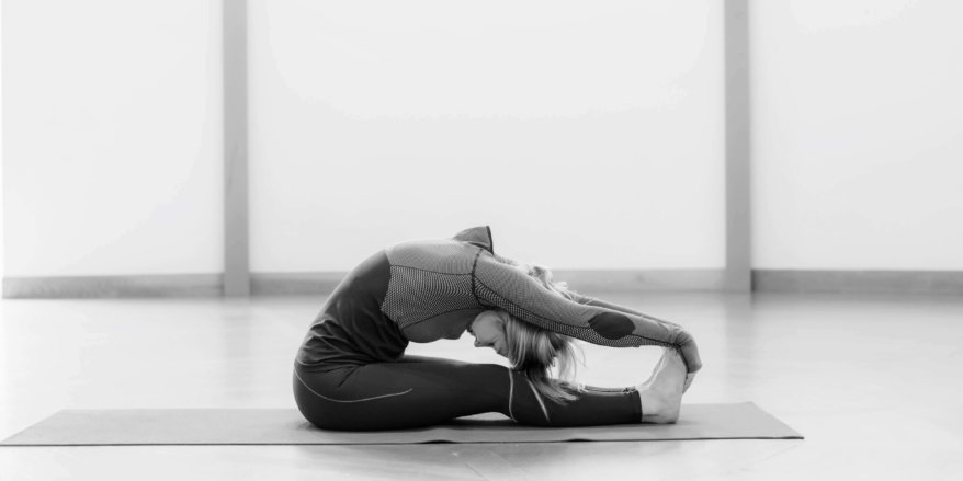 seated forward bend yoga 7