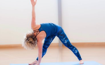 Yoga classes in Worcester city centre