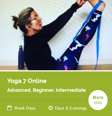 Yoga 7 Online Classes for all levels