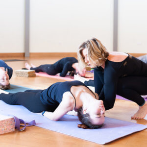 Yoga classes tutor